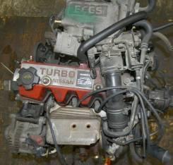 Двигатель в сборе. Nissan March Nissan Stagea Двигатель MA10T