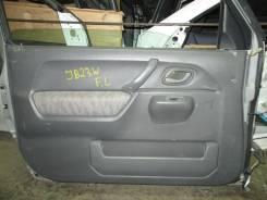 Обшивка двери передней левой Suzuki Jimny JB33W