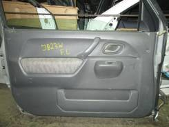 Обшивка двери передней левой Suzuki Jimny