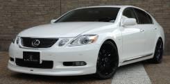 Накладка на бампер. Lexus: GS460, GS350, GS300, GS430, GS450h, GS30 / 35 / 43 / 460, GS300 / 430 / 460. Под заказ
