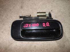 Ручка двери внешняя. Toyota Chaser, GX100, JZX100