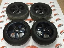 R16 колеса 5х114.3 Bridgistone. 8.0x16 5x114.30 ET38