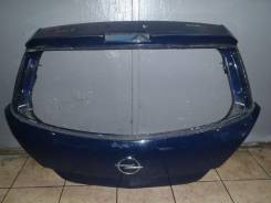 Opel Astra H Дверь багажника без стекла. Opel Astra Z18XE, Z18XEL, Z18XER