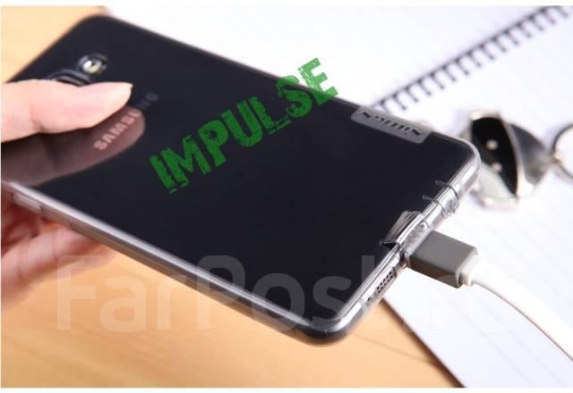 Чехол-накладка для Samsung Galaxy A5 2016 Nillkin Tpu Прозрачный