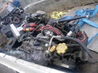 Двигатель в сборе. Subaru Forester, SF5 Subaru Impreza, GC8 Двигатель EJ20E