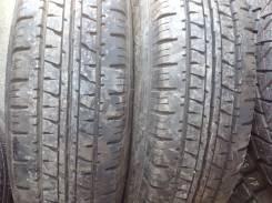 Dunlop Enasave VAN01. Летние, 2014 год, износ: 5%, 2 шт