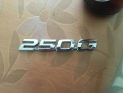 Эмблема. Toyota Mark X, GRX120, GRX121, GRX125 Двигатели: 3GRFSE, 4GRFSE
