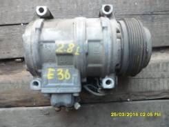 Компрессор кондиционера. BMW 3-Series, Е36, E36 Двигатель M52B28