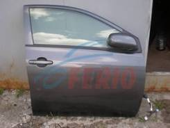 Стекло боковое. Toyota Corolla, ZRE151