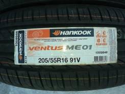 Hankook Ventus ME01 K114. Летние, 2012 год, без износа, 4 шт