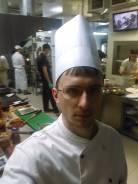 Шеф-повар. Средне-специальное образование, опыт работы 7 лет