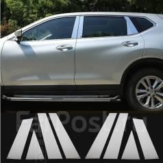 Накладка на стойку. Nissan X-Trail, T32