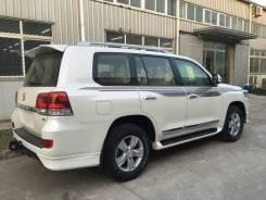Молдинг на кузов. Toyota Land Cruiser, VDJ200, URJ202W, UZJ200W, URJ202, UZJ200. Под заказ