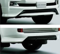 Обвес кузова аэродинамический. Toyota Land Cruiser, UZJ200, UZJ200W, URJ202W, VDJ200, URJ202 Toyota Urban Cruiser. Под заказ