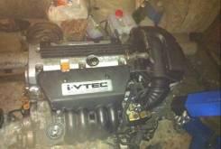 Honda cr-v 2 двигатель 2.4л k24a1