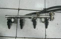 Инжектор. Audi A4 Двигатель ADR