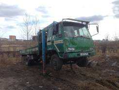 Isuzu Forward. Исудзу форвард, 7 127 куб. см., 3 000 кг.