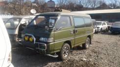 Mitsubishi Delica. P35W0206521, 4D56