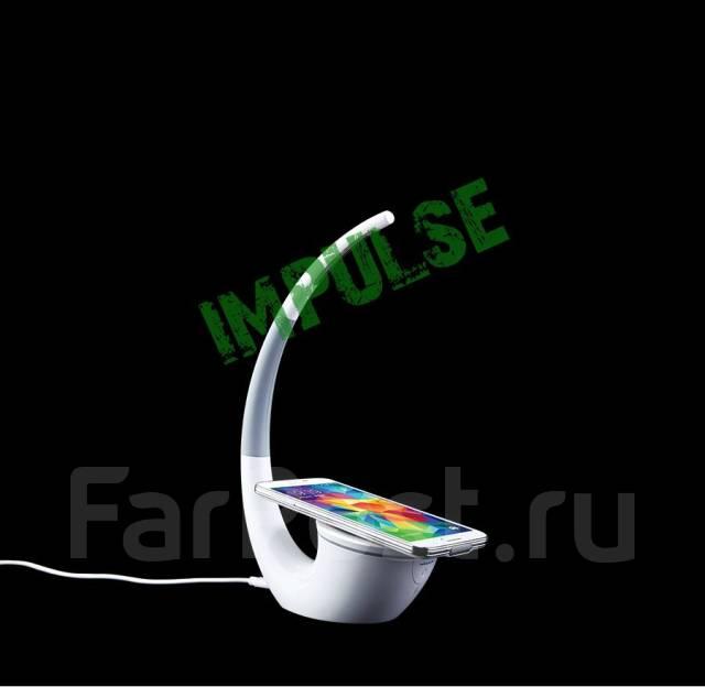 Беспроводное зарядное устройство-лампа Samsung S7, S7 Edge, iPhone 6/6s, iPhone 5/5s и др. Nillkin Wireless Charger Lamp Phantom