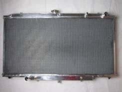Радиатор охлаждения двигателя. Nissan Safari Nissan Patrol, Y61 Двигатели: ZD30DDTI, TD42
