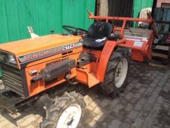 Hinomoto C174. Трактор, 17 л.с.