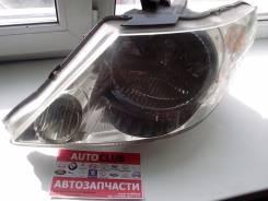 Фара. Honda Fit Aria, LA-GD7, DBA-GD8, DBA-GD7, LA-GD6, DBA-GD9, GD6, DBA-GD6 Honda City Двигатели: L15A2, L15A1, L12A2