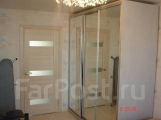 3-комнатная, улица Карбышева 38. БАМ, агентство, 64 кв.м.