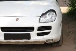 Накладка на фару. Porsche Cayenne