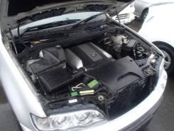 Крышка двигателя. BMW X5, E53 Двигатели: M62B44T, M62