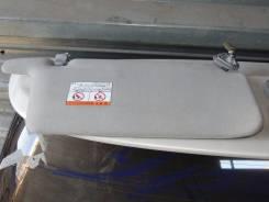 Козырек солнцезащитный. Toyota Ipsum, ACM21, ACM26W, ACM26, ACM21W Двигатель 2AZFE