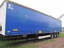 Krone SDP27. Шторный полуприцеп Krone SDP 27, 41 000 кг.