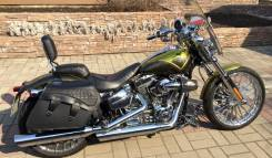 Harley-Davidson CVO. 1 802 куб. см., исправен, птс, без пробега