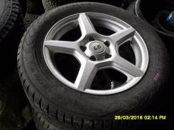 Ford. 6.5x15, 5x108.00, ET-25