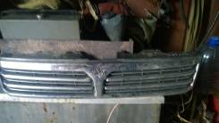 Решетка радиатора. Mitsubishi Chariot Grandis, N84W, N94W Двигатель 4G64