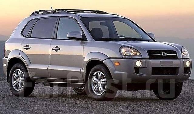 Hyundai Tucson. JM, G6BA