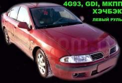 Mitsubishi Carisma. DA2A, 4G93