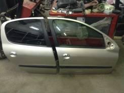 Дверь боковая. Peugeot 206