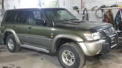Nissan Patrol. Y61, RD28TI