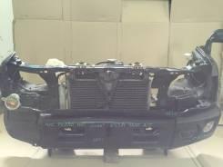 Планка под фары. Mitsubishi Pajero Mini, H53A