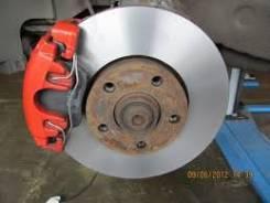 Проточка тормозных дисков, реставрация тормозных суппортов.