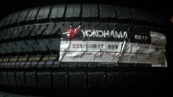 Yokohama Geolandar G091. Летние, 2015 год, без износа, 4 шт