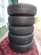 Bridgestone Dueler H/T D840. Всесезонные, 2011 год, без износа, 5 шт