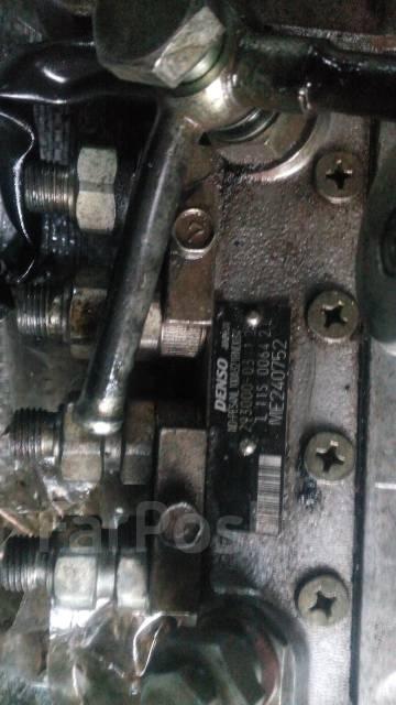 Топливный насос высокого давления. Mitsubishi Canter Двигатель 4M51