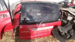 Дверь багажника. Nissan X-Trail