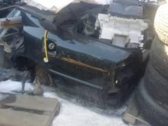 Задняя часть автомобиля. Toyota Chaser, JZX100 Двигатель 1JZGTE