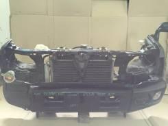 Радиатор кондиционера. Mitsubishi Pajero Mini, H53A Двигатель 4A30