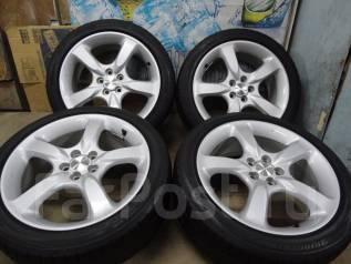 Продам Отличные Стильные колёса Subaru Legacy+Лето ЖИР215/45R17. 7.0x17 5x100.00 ET55