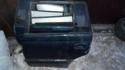 Задняя левая дверь Toyota Caldina в Чите