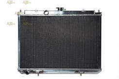 Радиатор охлаждения двигателя. Nissan X-Trail, T30 Двигатели: QR25DE, QR20DE