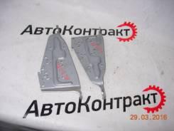 Крепление автомагнитолы. Toyota Avensis, AZT250